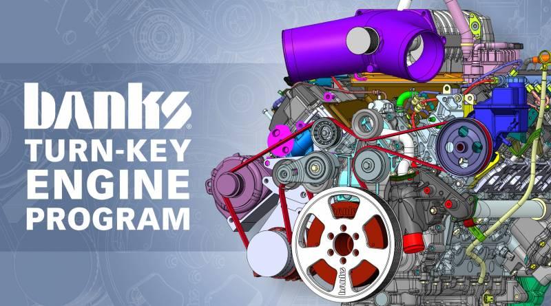 Banks TurnKey Engine Program