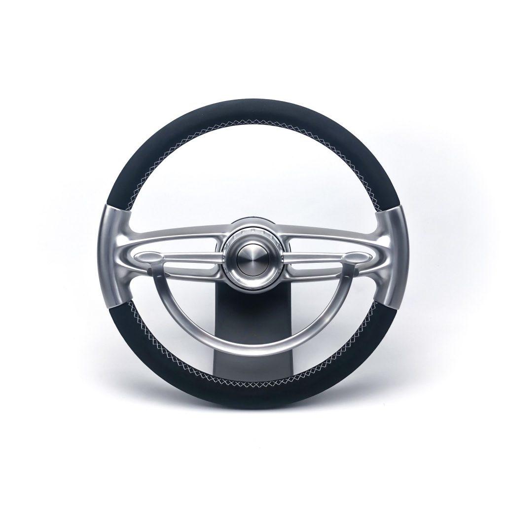 Sparc Infinite steering wheel