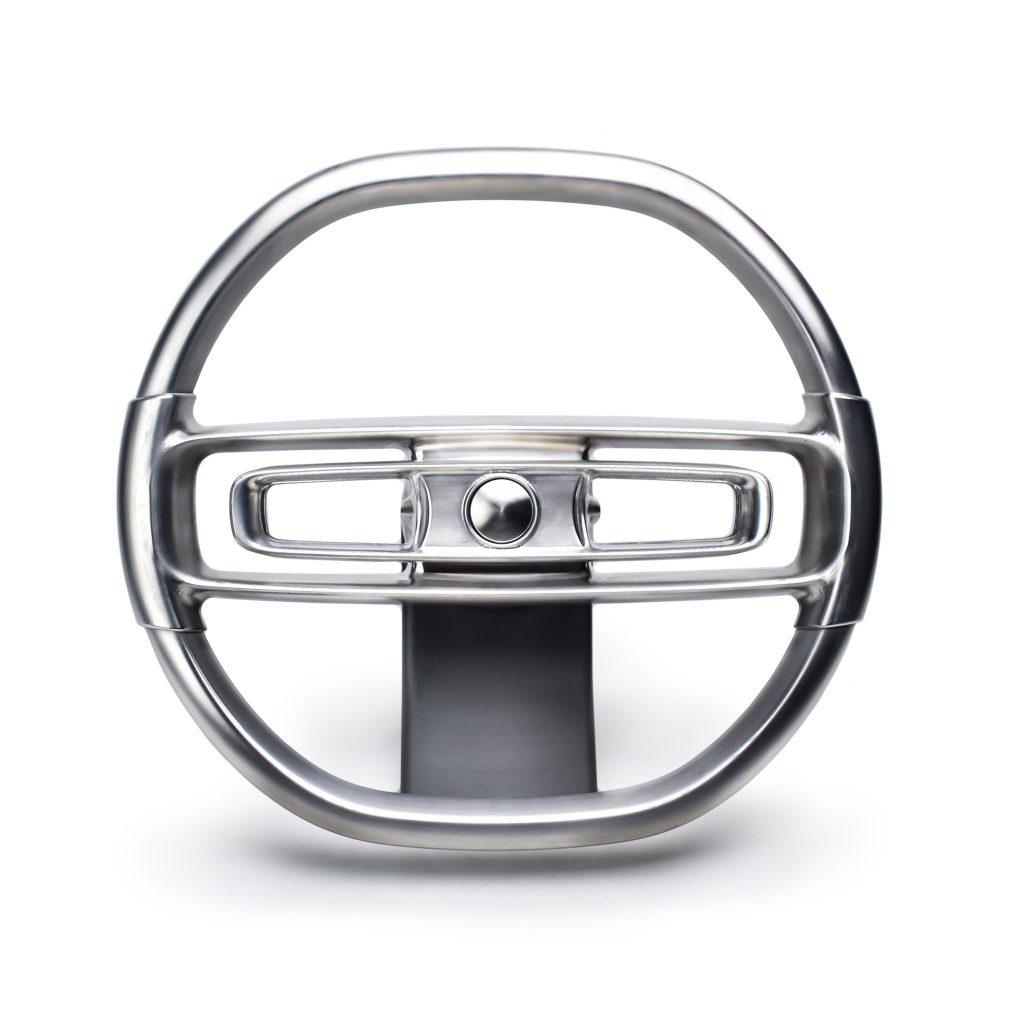 Sparc Straight Side steering wheel